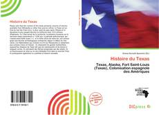 Обложка Histoire du Texas