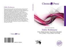 Bookcover of Eddie Redmayne