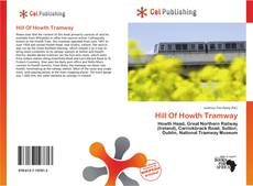 Bookcover of Hill Of Howth Tramway