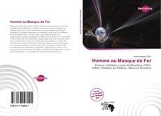 Capa do livro de Homme au Masque de Fer
