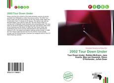 Portada del libro de 2002 Tour Down Under