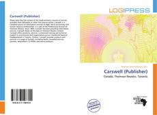 Обложка Carswell (Publisher)
