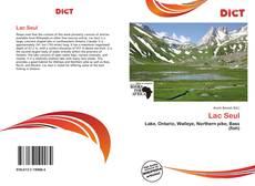 Bookcover of Lac Seul