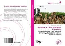 Activism at Ohio Wesleyan University的封面