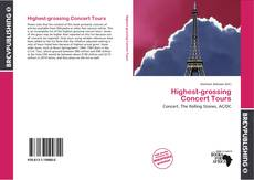 Bookcover of Highest-grossing Concert Tours