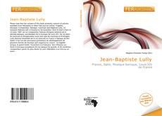 Обложка Jean-Baptiste Lully