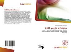 Bookcover of 2001 Vuelta a España