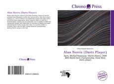 Capa do livro de Alan Norris (Darts Player)