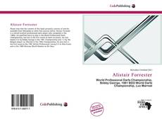 Bookcover of Alistair Forrester