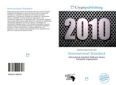 Bookcover of International Standard