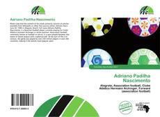 Capa do livro de Adriano Padilha Nascimento