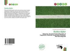 Bookcover of Duško Ajder