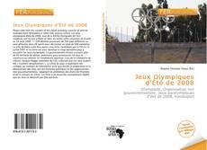 Jeux Olympiques d'Été de 2008 kitap kapağı