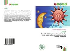 Capa do livro de Jour