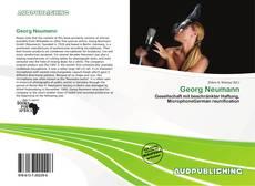 Bookcover of Georg Neumann