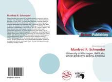 Bookcover of Manfred R. Schroeder