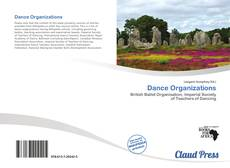 Capa do livro de Dance Organizations