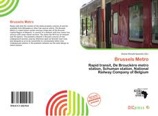 Bookcover of Brussels Metro