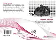 Capa do livro de Mignon Nevada