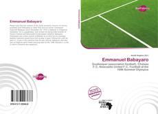 Bookcover of Emmanuel Babayaro