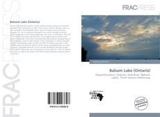 Buchcover von Balsam Lake (Ontario)