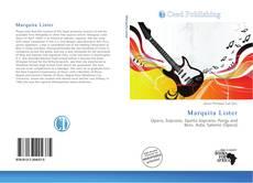 Marquita Lister kitap kapağı
