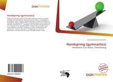 Borítókép a  Handspring (gymnastics) - hoz