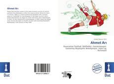 Bookcover of Ahmet Arı