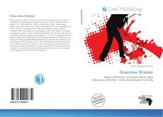 Buchcover von Giacomo Rimini