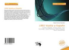 Bookcover of 1992 Vuelta a España