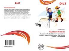 Capa do livro de Gustavo Ruelas