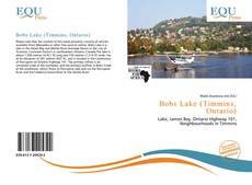 Bookcover of Bobs Lake (Timmins, Ontario)