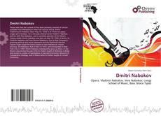 Buchcover von Dmitri Nabokov