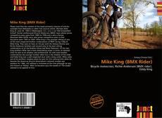 Обложка Mike King (BMX Rider)