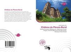 Buchcover von Château du Plessis-Buret