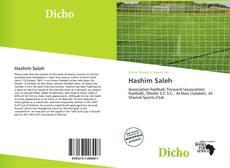 Hashim Saleh的封面