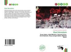 Обложка Karl Arnstein
