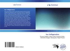 Обложка Ius indigenatus