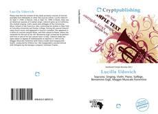 Capa do livro de Lucilla Udovich