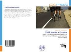 Bookcover of 1987 Vuelta a España