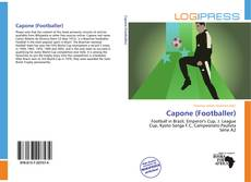 Bookcover of Capone (Footballer)