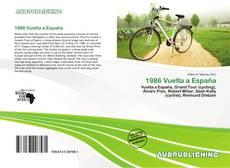1986 Vuelta a España kitap kapağı