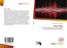 Bookcover of Alan Titus