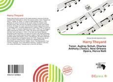 Capa do livro de Harry Theyard