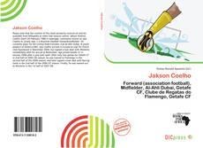 Capa do livro de Jakson Coelho