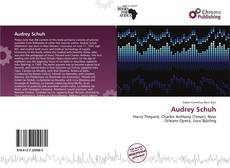 Bookcover of Audrey Schuh