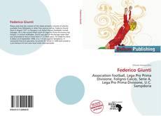Обложка Federico Giunti