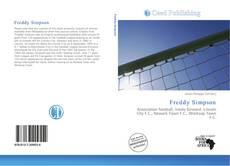 Buchcover von Freddy Simpson