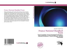 France National Handball Team的封面