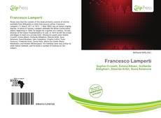 Francesco Lamperti的封面